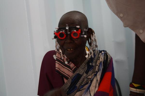 Masai en consulta