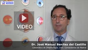 VIDEO: Entrevista Profesor Dr. José María Benítez del Castillo