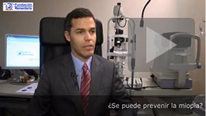 VIDEO: ¿podemos reducir la miopía en los niños? | Entrevista Dr. Fco Javier Hurtado Ceña