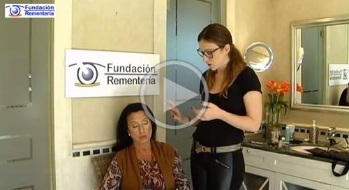 VIDEO :: Recomendaciones para el maquillaje de los ojos en mujeres de mediana edad
