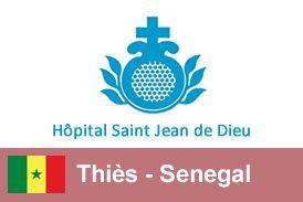 Campaña Hôpital Saint Jean de Dieu - Thiès (Senegal)