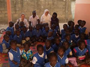 Sanghé - Senegal