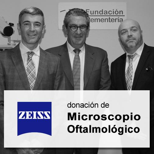 Donacion de un Microscopio_oftalmologico ZEISS