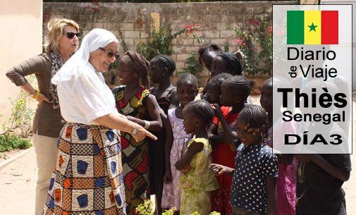 Diario de Viaje - Día 3 - Thiès (Senegal)