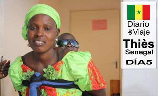 Diario de Viaje - Día 5 - Thiès (Senegal)