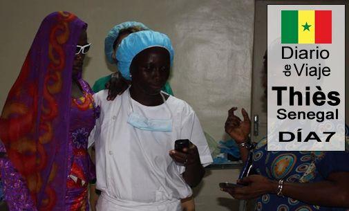 Diario de Viaje - Día 7 - Thiès (Senegal)