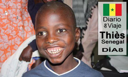Diario de Viaje - Día 8 - Thiès (Senegal)