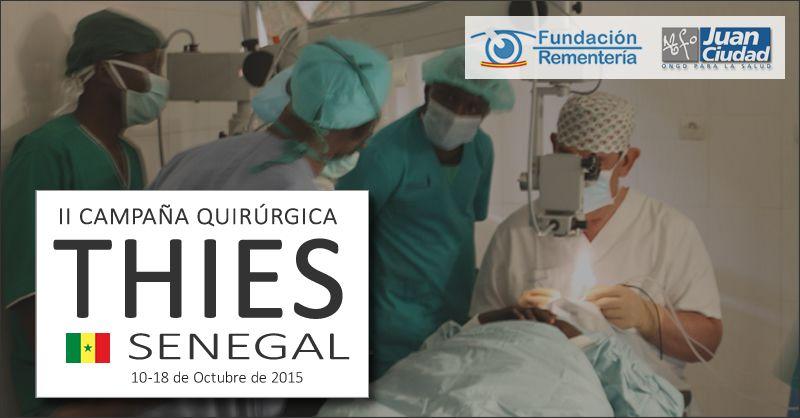 II Campaña quirúrgica_en Thiès (Senegal)