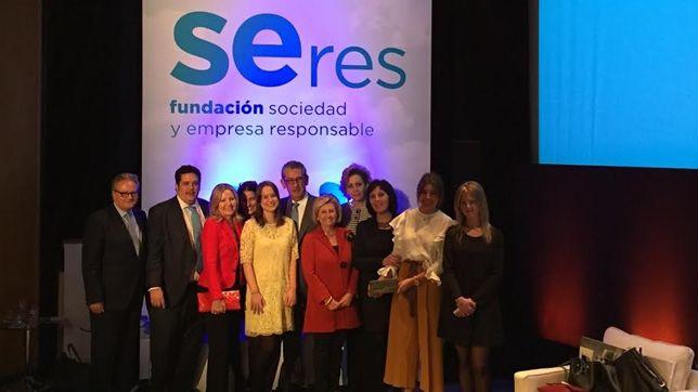 Fundación Rementería - Premio Seres 2015