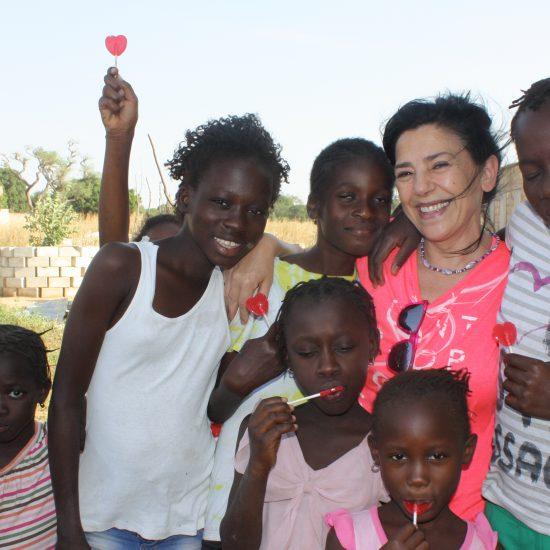 Cooperación Internacional Senegal Fundación Rementeria