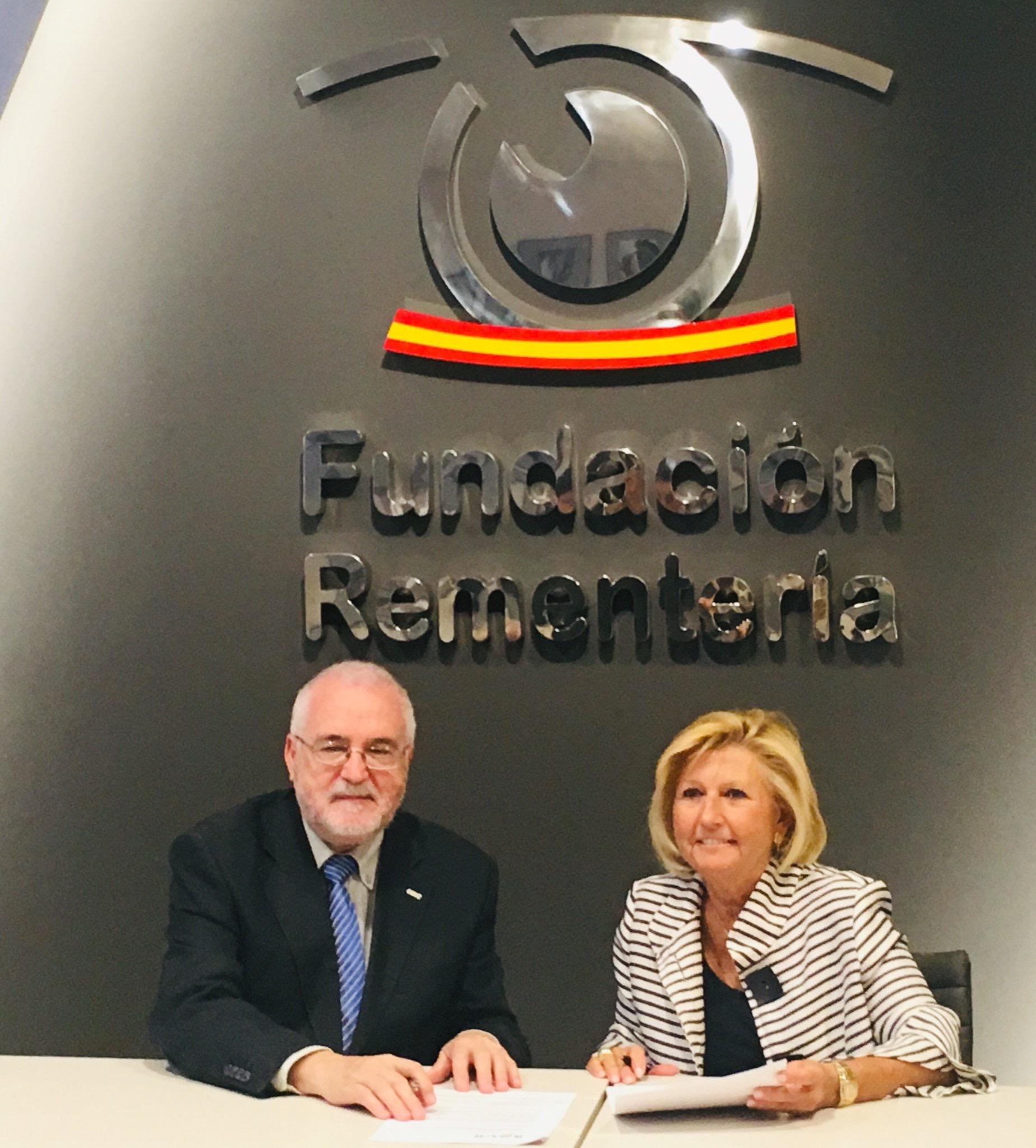 Down España y Fundación Rementeria